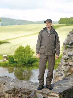 membránová bunda Rascan outdoorové oblečenie ext