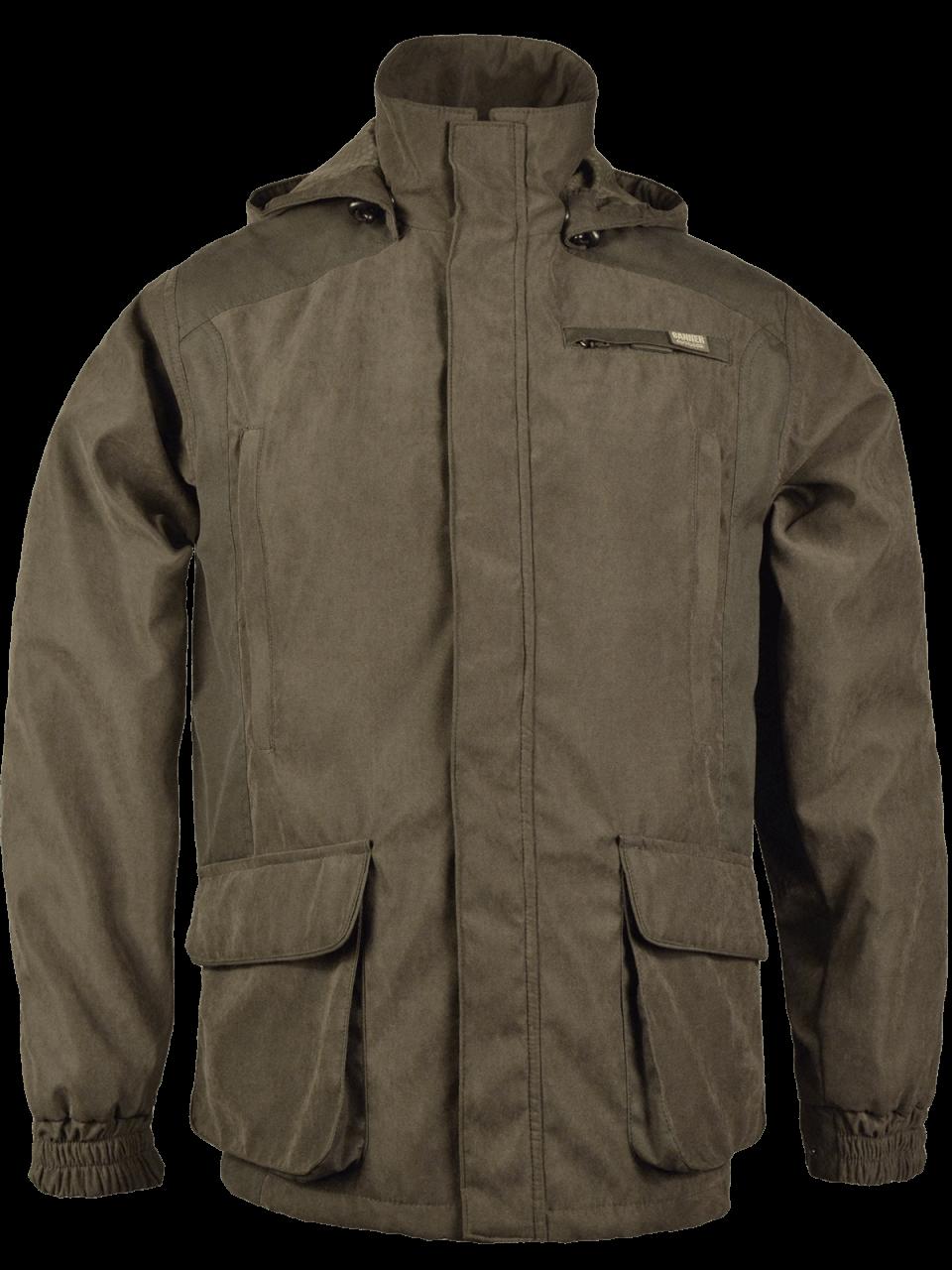 membránová bunda Rascan outdoorové oblečenie pred