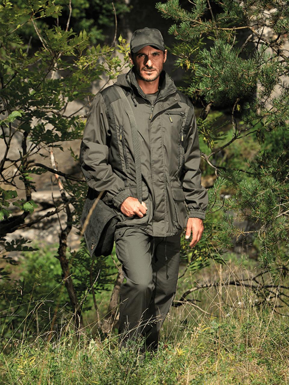 membránová bunda Tascon outdoorové oblečenie ext