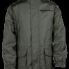 membránová bunda Tascon outdoorové oblečenie pred