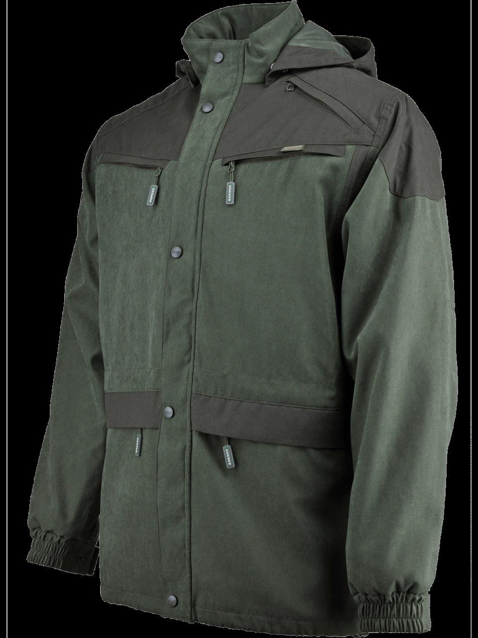 membránová bunda Traner outdoorové oblečenie bok