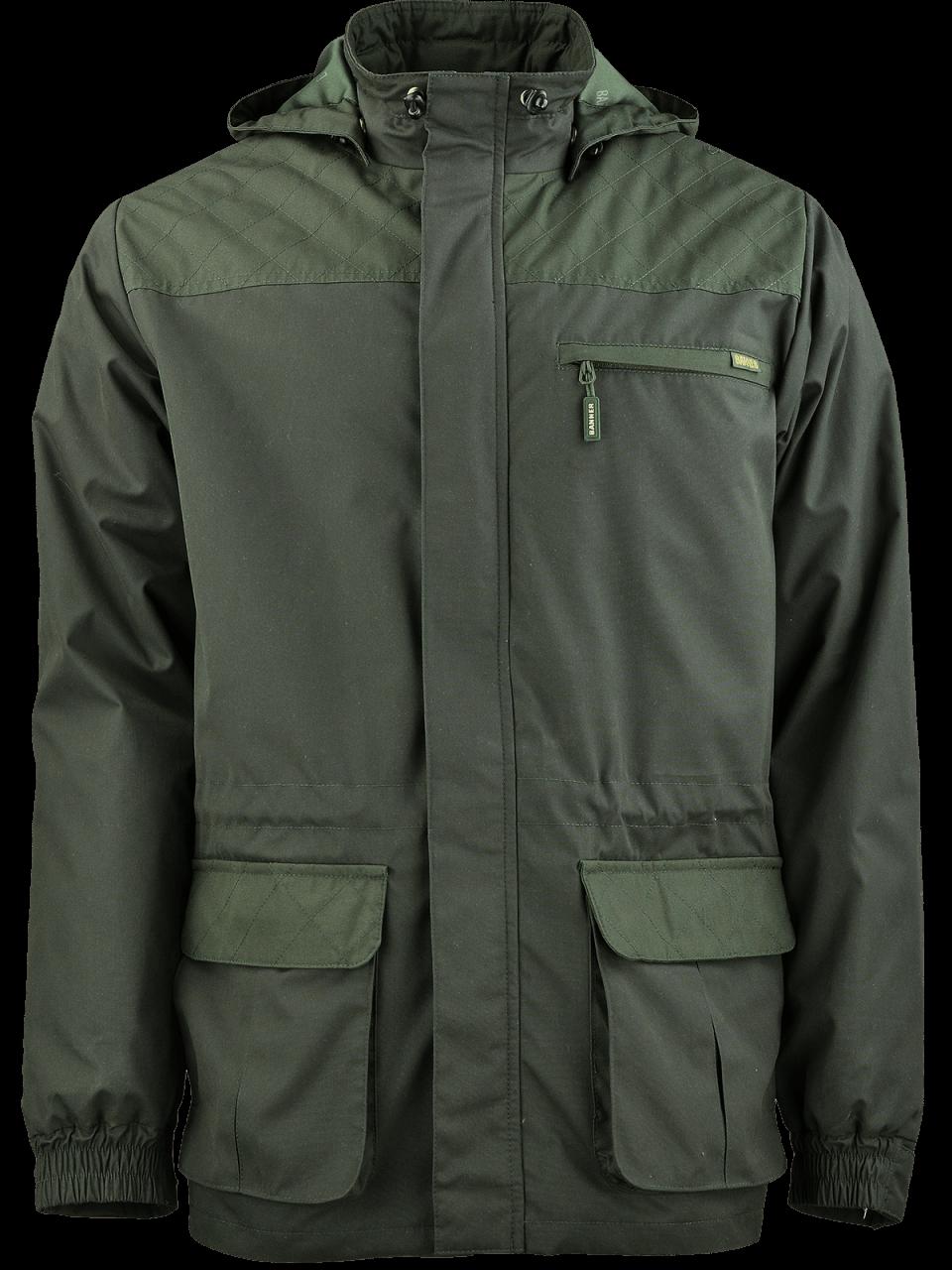 membránová bunda Volter outdoorové oblečenie pred