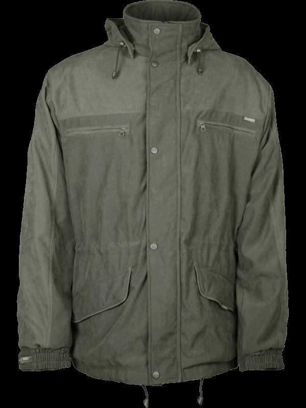 memebránová bunda Preston outdoorové oblečenie pred