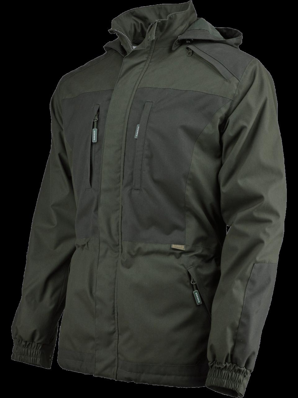 nepremokavá bunda Tyson outdoorové oblečenie bok