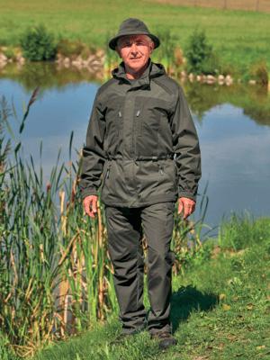 nepremokavá bunda Tyson outdoorové oblečenie ext