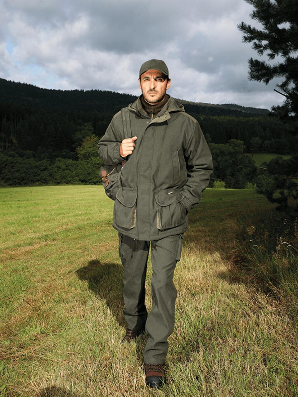 nepremokavé nohavice Horton exclusive outdoorové oblečenie ext