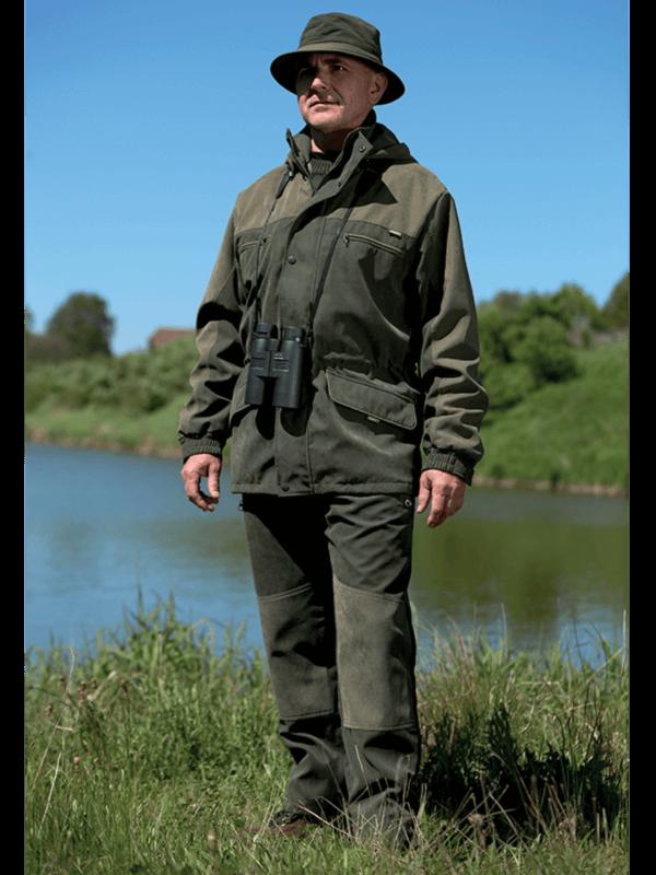 nepremokavé nohavice Preston outdoorové oblečenie ext