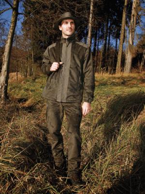 nohavice Caspen outdoorové oblečenie ext