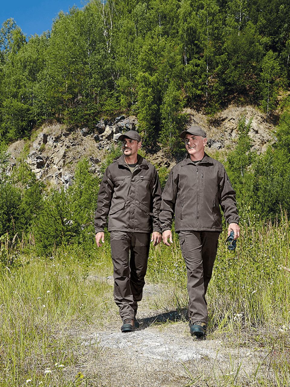 outdoorové nohavice Parlan outdoorové oblečenie ext