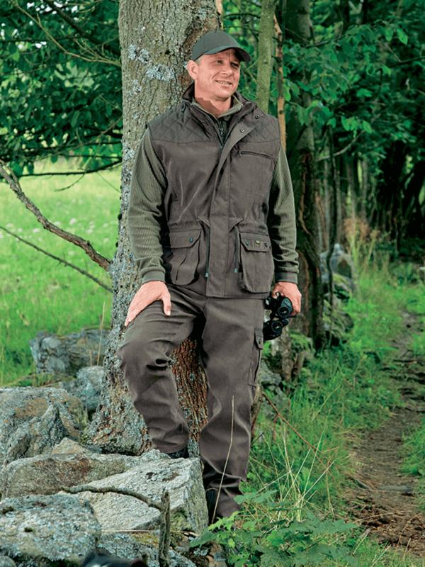 pánske nohavice Ralon outdoorové oblečenie ext