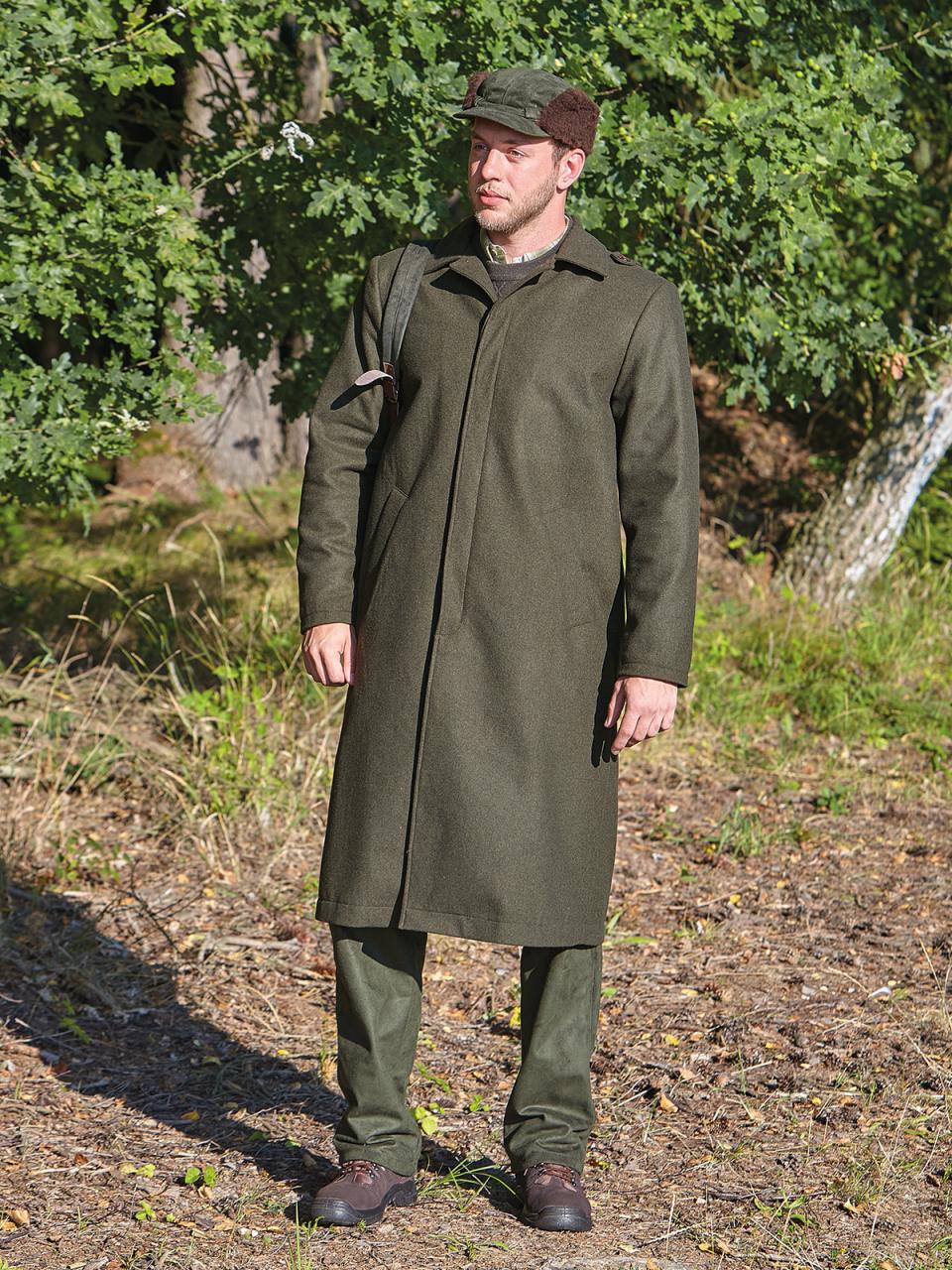 poľovnícky kabát HARALD outdoorové oblečenie ext