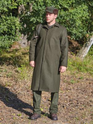 poľovnícky zateplený kabát HARALD outdoorové oblečenie ext