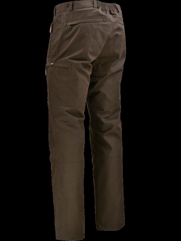 viacúčelové nohavice Terolan zad outdoorové oblečenie