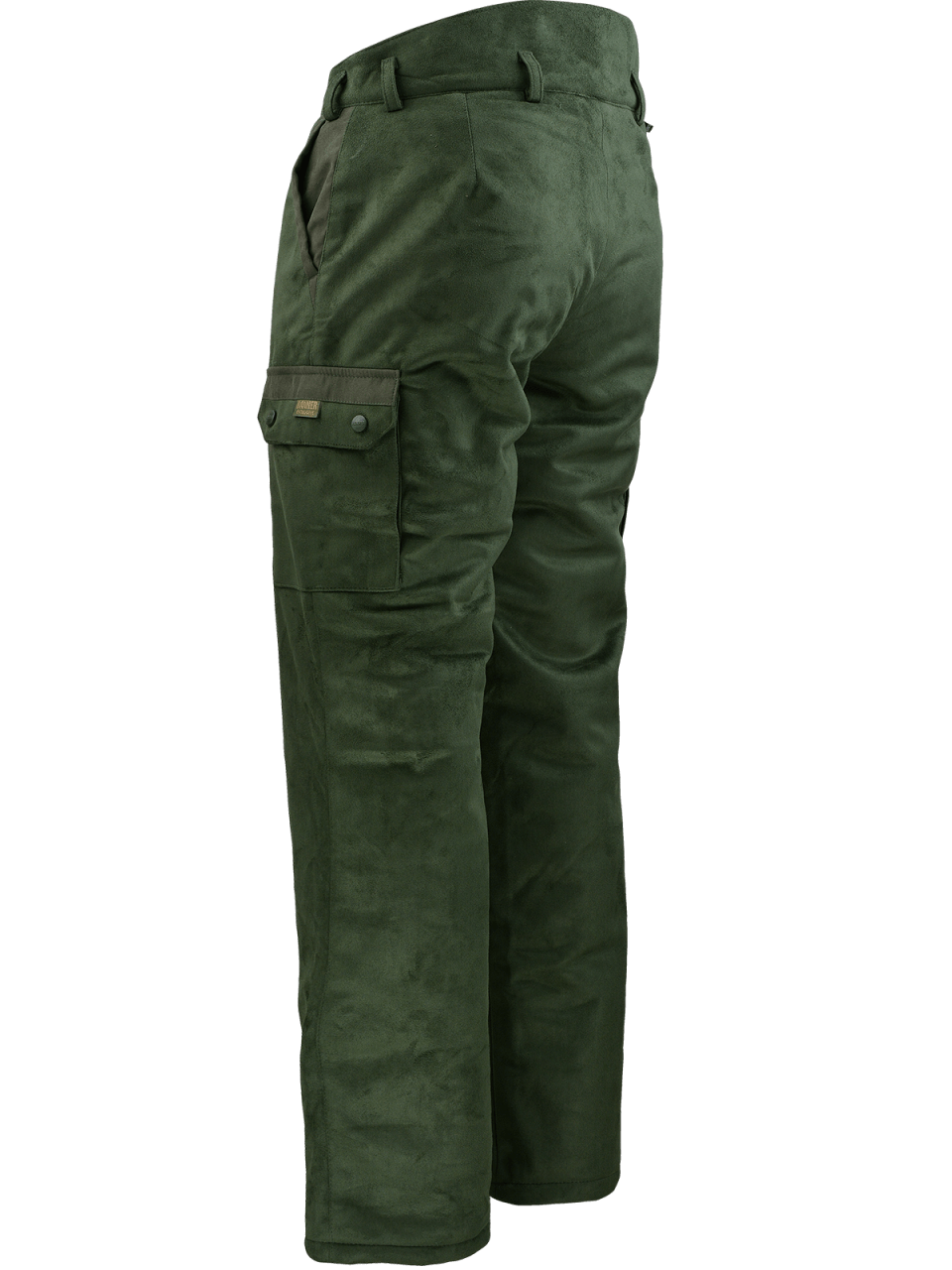 zateplené nohavice Castor outdoorové oblečenie bok