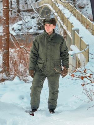 zimné nohavice Dalton outdoorové oblečeni ext