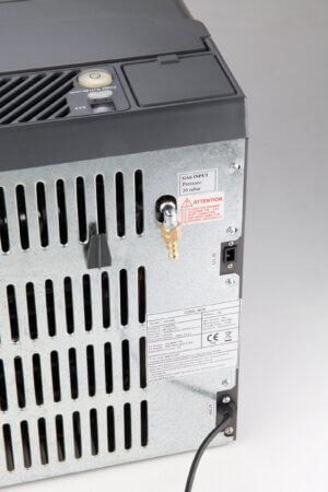 Absorpčná chladnička XC G zadný diel