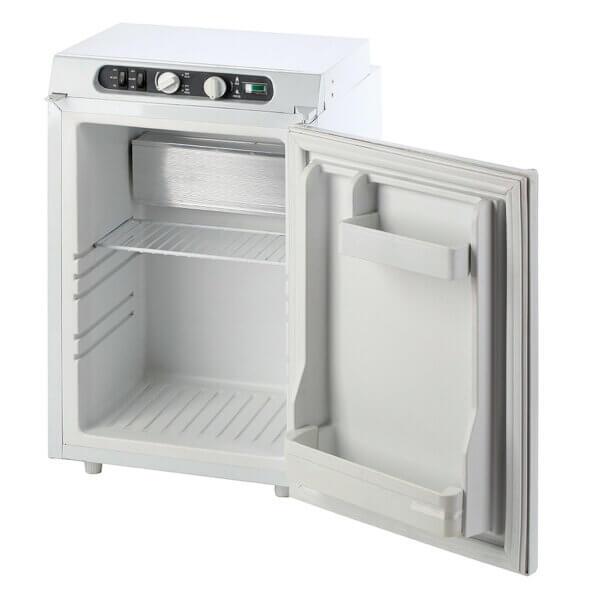 Absorrpčná chladnička XC G vnútro