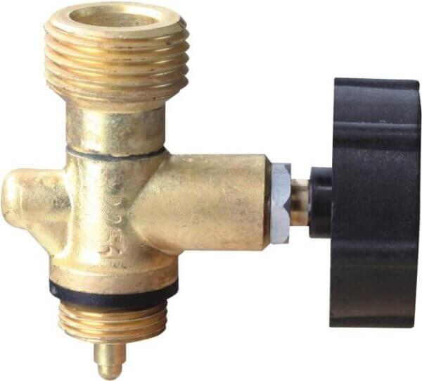 jednocestný ventil UV